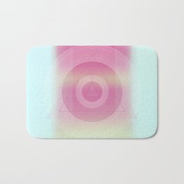 Washed Balance Bath Mat