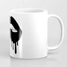 Dripping Lip Coffee Mug