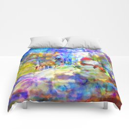 Be Happy in New 2016 Year ! Comforters