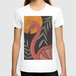 Night Flamingo T-shirt