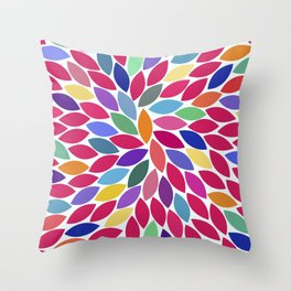 Lovely Pattern III Throw Pillow