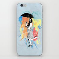 water color iPhone & iPod Skins featuring Water Color by Bill Pyle