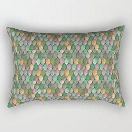 Mermaids and Dragons Rectangular Pillow