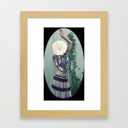 Inflorescencias 3 Framed Art Print
