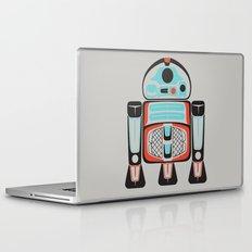 Silver Tenderfoot - Alliance Is Rebellion - R2-D2, wars, star Laptop & iPad Skin