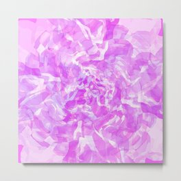Florally Yours Metal Print