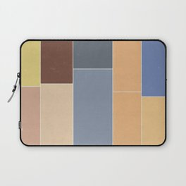The Decay of Color Laptop Sleeve