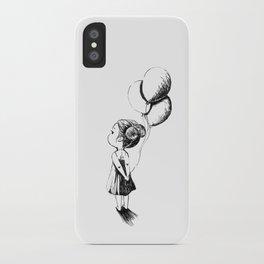 Balloons iPhone Case