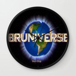 Bruniverse Wall Clock