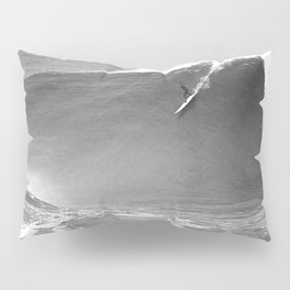 Mavericks Condition Black Pillow Sham