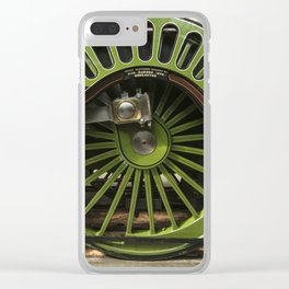 Stirling Single Clear iPhone Case
