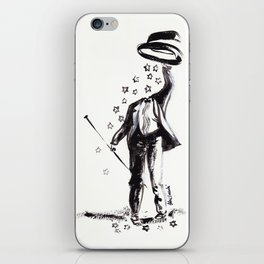 THE ILLUSIONIST iPhone Skin