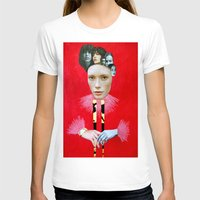baroque T-shirts featuring Baroque by Mimi Rico