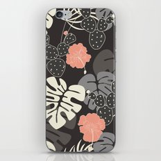 Tropical pattern 056 iPhone Skin
