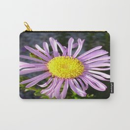Magenta Aster - A Star of Love and Fidelity Carry-All Pouch