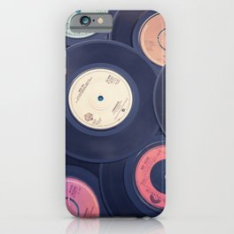 Sounds of the 70s iPhone Case