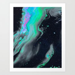Damning Indictment Art Print