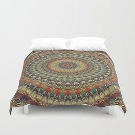 Mandala 427 Duvet Cover