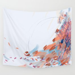 Slipping. Sinking. Soaring. Wall Tapestry