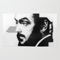 kubrick Area & Throw Rugs featuring STANLEY KUBRICK by A. Dee