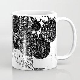 "'Hansell"" Raspberries 1886 Coffee Mug"