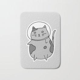 Space Cat II Bath Mat