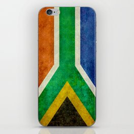 Flag of the Republic of South Africa iPhone Skin