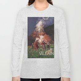 Gunpowder Villain Long Sleeve T-shirt