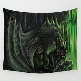 The Hybrid Wings Wall Tapestry