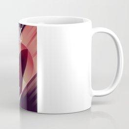 Mars Starship space art Coffee Mug