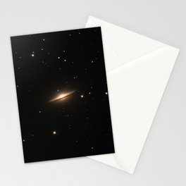 The Sombrero Galaxy - Messier 104 Stationery Cards