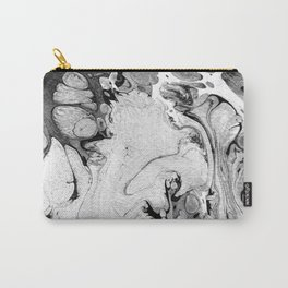 Handmade marble texture Carry-All Pouch