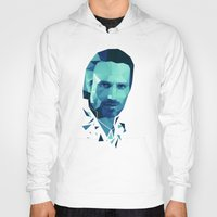 rick grimes Hoodies featuring Rick Grimes - The Walking Dead by Dr.Söd