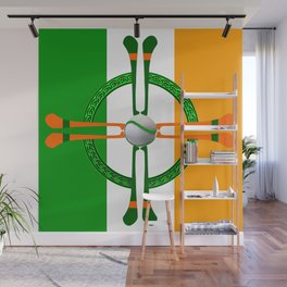 Hurley and Ball Celtic Cross Design Wall Mural