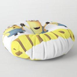 MINION, DESPICABLES ME, MIB Floor Pillow