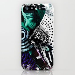 _ACE OF SPADES iPhone Case