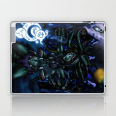 interstellar witch Laptop & iPad Skin