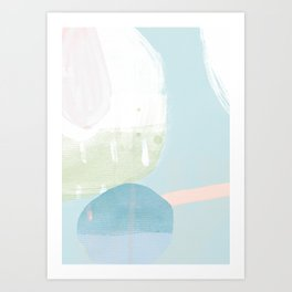 02_96 abstract Art Print