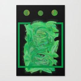 Grn Canvas Print