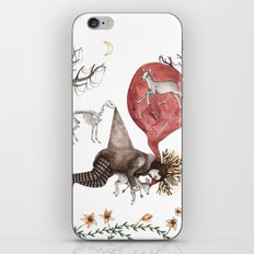 Dead Man iPhone & iPod Skin