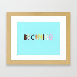 tenderqueerthings #8 Framed Art Print