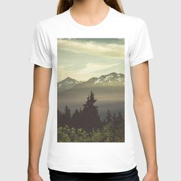Morning in the Mountains T-shirt