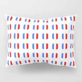 Flag of France - with soft square Pillow Sham