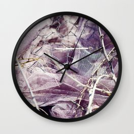 Sacred Rebel Wall Clock