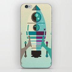 Rocket X iPhone & iPod Skin