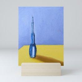 "Tool Series #4 ""Mini Screwdriver"" Oil Painting Art Print Mini Art Print"