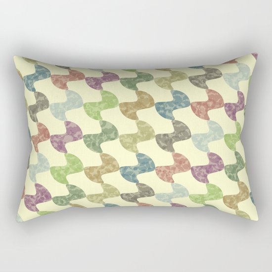 Pattern #27 Rectangular Pillow