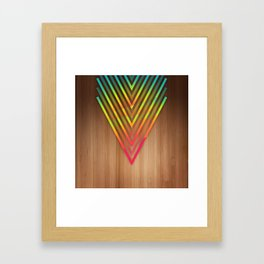 Session 13: XLV Framed Art Print