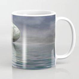 Under A Full Moon II Coffee Mug