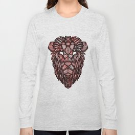 Lion Mask Long Sleeve T-shirt